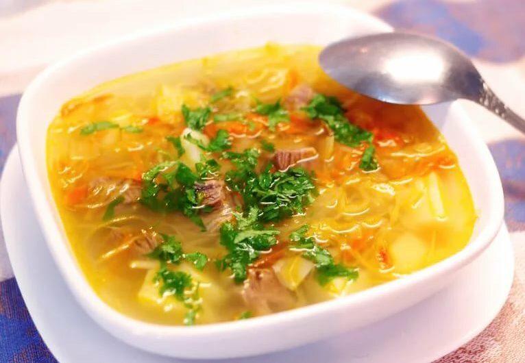 Рецепты щей из квашеной капусты — суточные и с перловкой