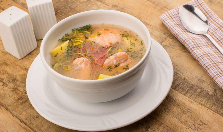 Рецепты рыбного супа из семги — как выбрать рыбу