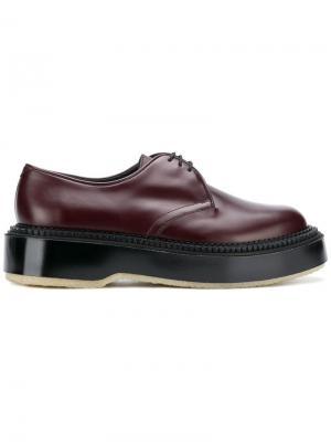 Мужские кроссовки на платформе