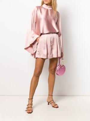 Тренд сезона. Розовый топ. Мнение стилистов.