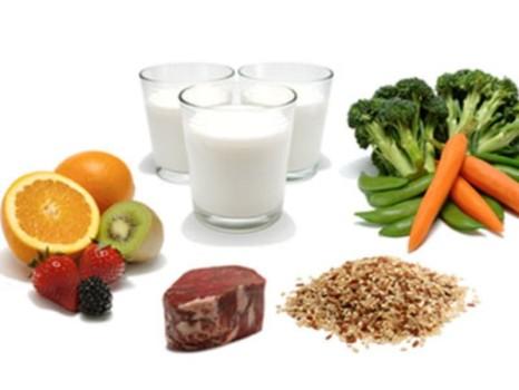 Правильное питание - первый шаг к избавлению от перхоти
