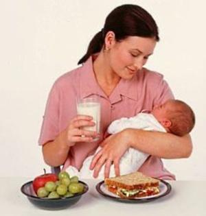 Кефир и молоко при грудном вскармливании не противопоказаны!