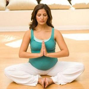 Йога вообще оказалась очень полезным занятием ещё до родов