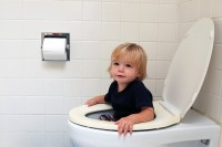Как научить мальчика писать стоя