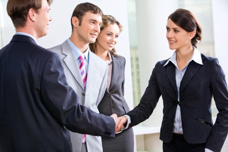 Для успешного прохождения собеседования нужен деловой костюм
