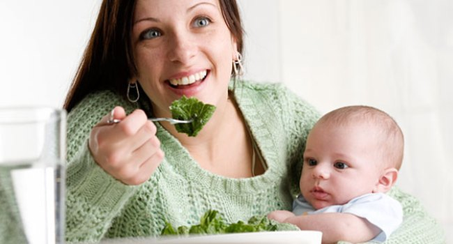 Слушайте себя и наблюдайте за состоянием ребенка при потреблении того или иного продукта