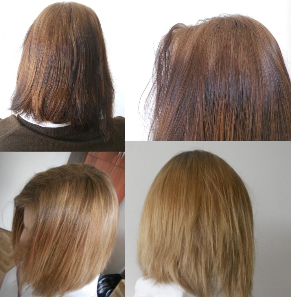 Как смыть краску с волос дома