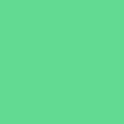 Зеленый холодный